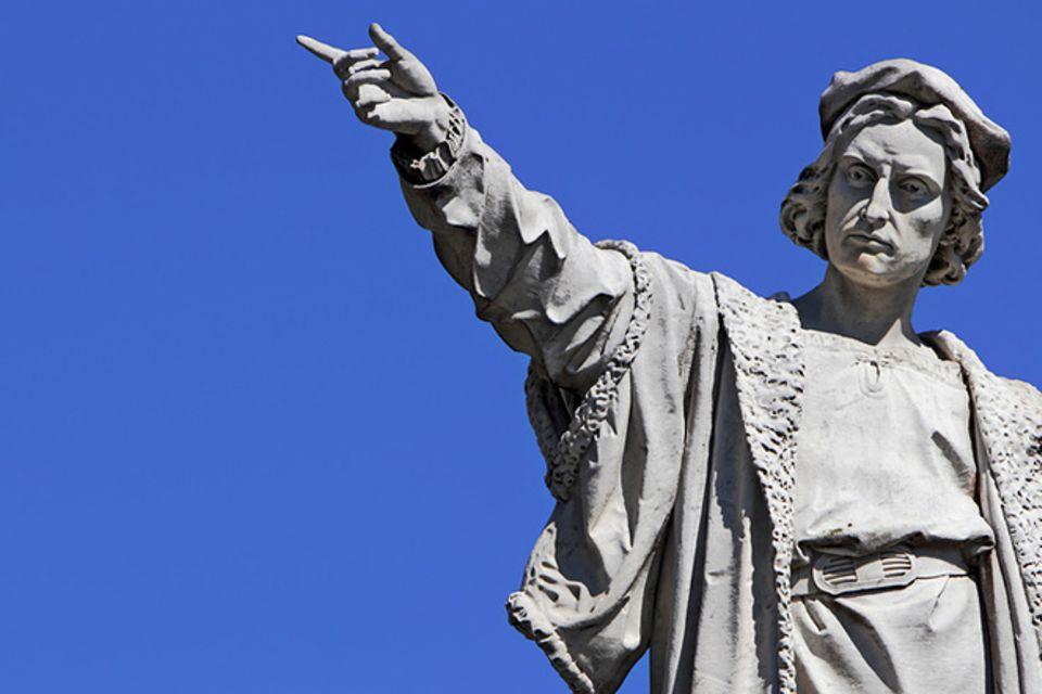 Berühmter Entdecker: Kolumbus: der Entdecker Amerikas