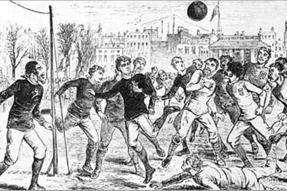 Fußball-WM-Serie in drei Teilen: Fußball-Serie, Teil 1: Fußball weltweit