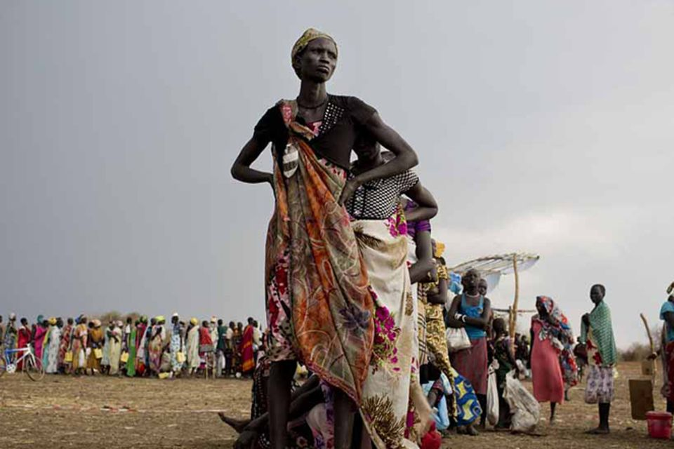 UNICEF: Fotostrecke: Hunger im Südsudan