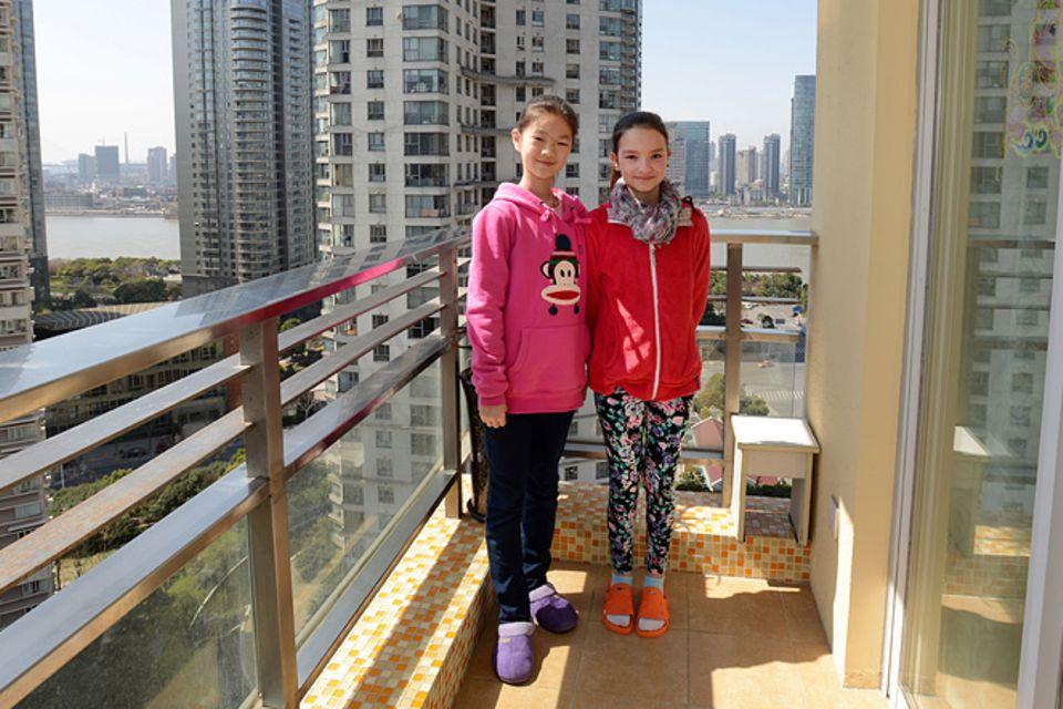 Stadtkinder: Shanghai: Zhang, 12 Jahre