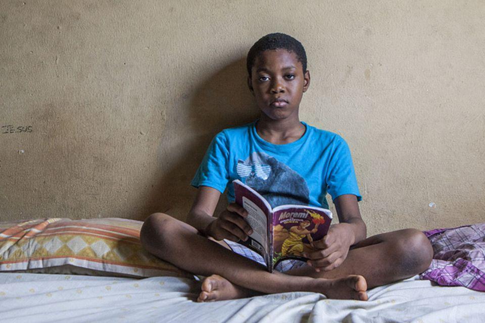 Stadtkinder: Lagos: Owen, 9 Jahre