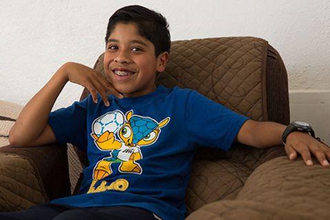Stadtkinder: Jesùs aus Mexiko-Stadt
