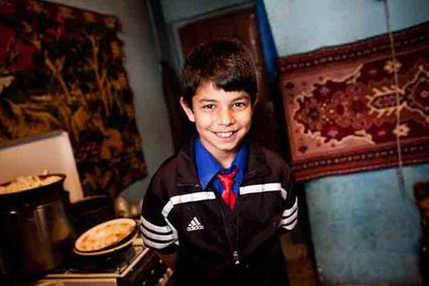 UNICEF: Von der Straße in die Schule