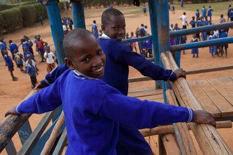 Fotostrecke: Unicef Uganda: Uganda: Victorias zweite Einschulung
