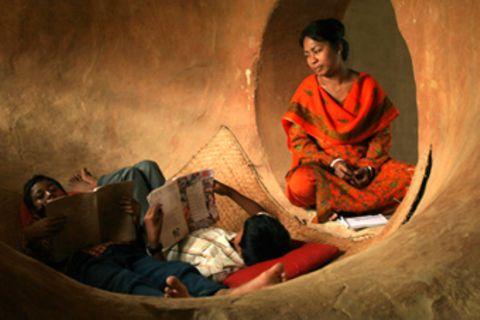 Bangladesch: Eine etwas andere Schule