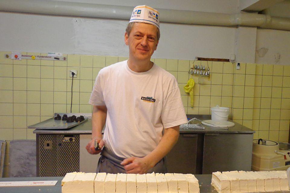 Beruf: Bäcker