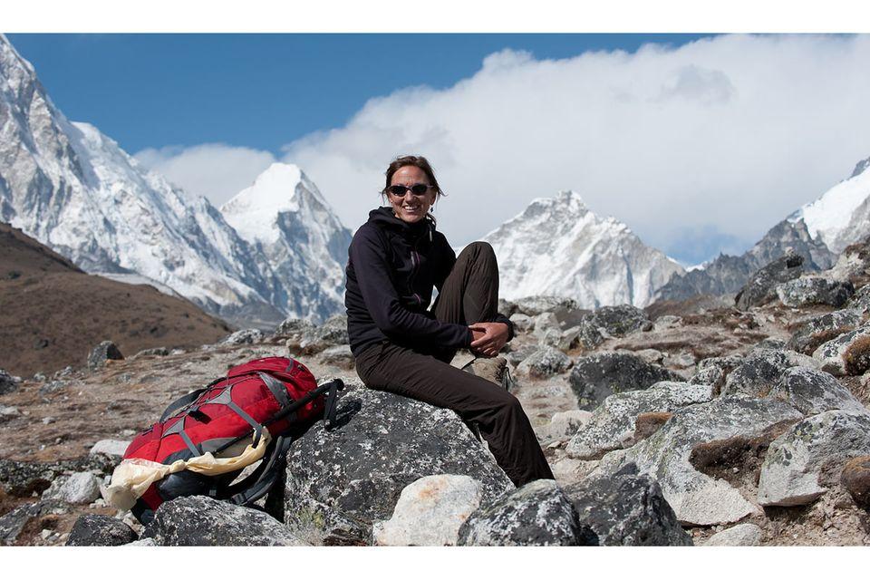Beruf: Wahrheitsprüferin für Bergsteiger