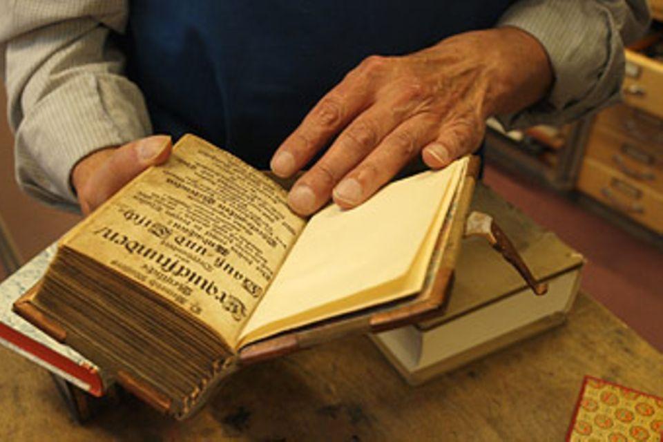 Beruf: Buchbinder