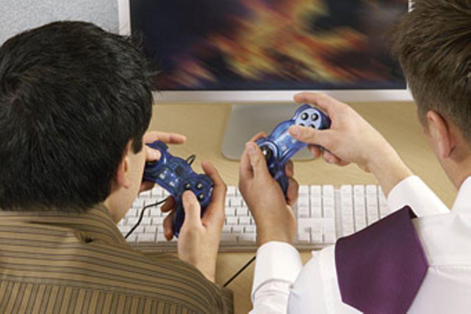 Beruf: Computerspiele-Entwickler