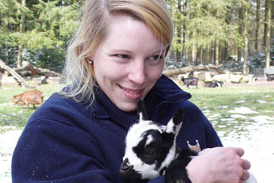 Beruf: Tierpfleger