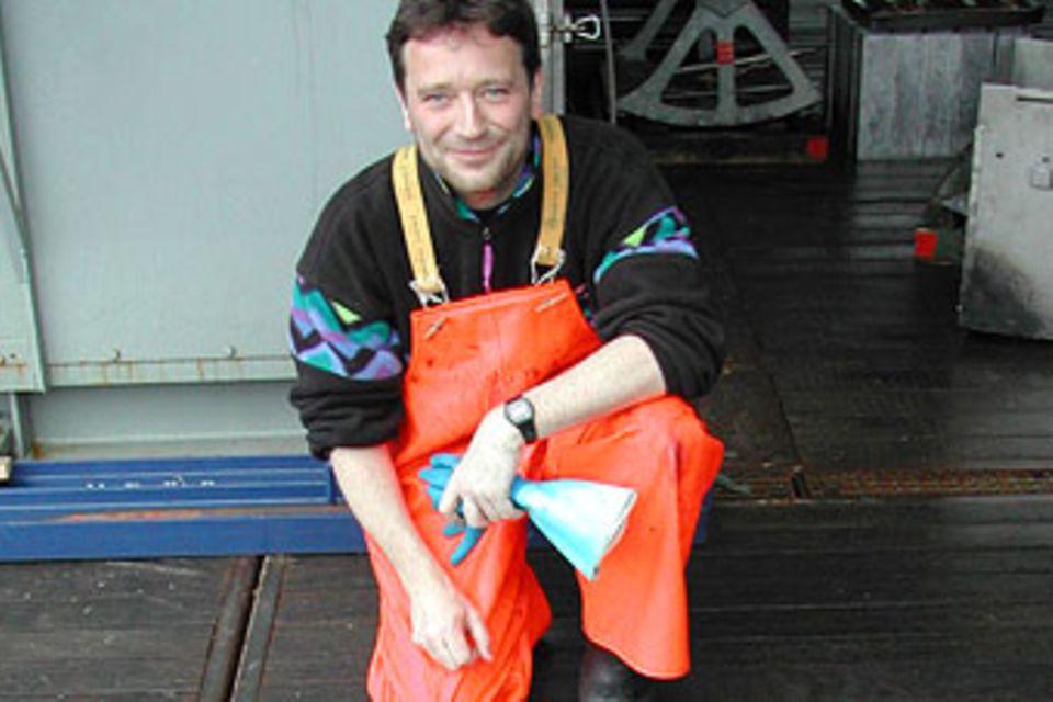 Beruf: Meeresforscher