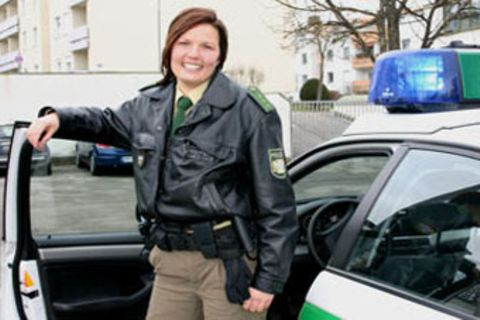 Beruf: Polizist