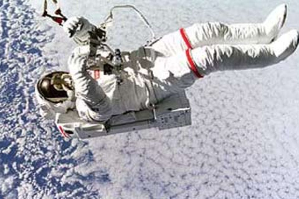Beruf: Astronaut
