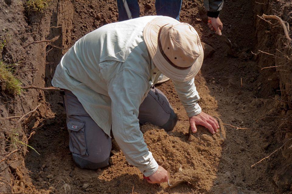 Berufe: Archäologe