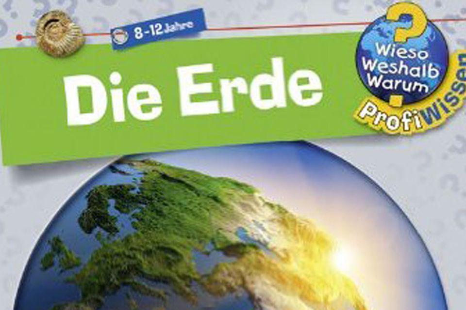Buchtipp: Die Erde - Profi Wissen