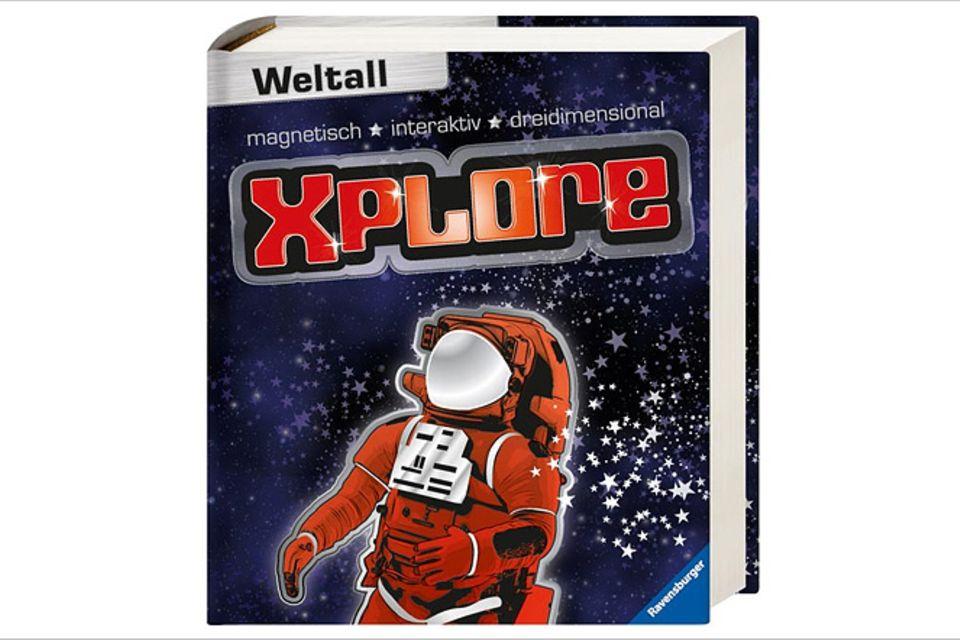 Buchtipp: Xplore - Weltall