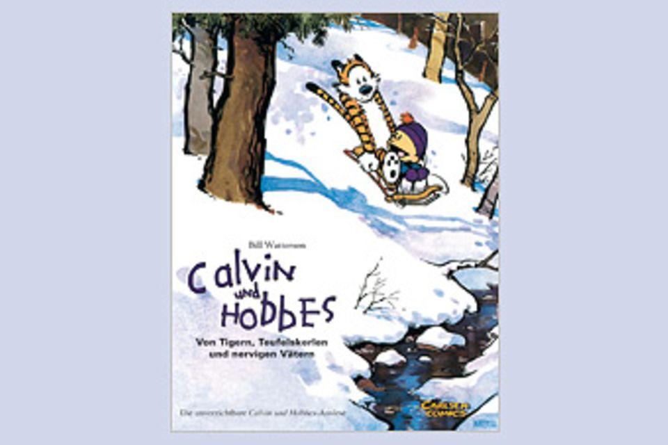 Buchtipp: Buchtipp: Calvin und Hobbes