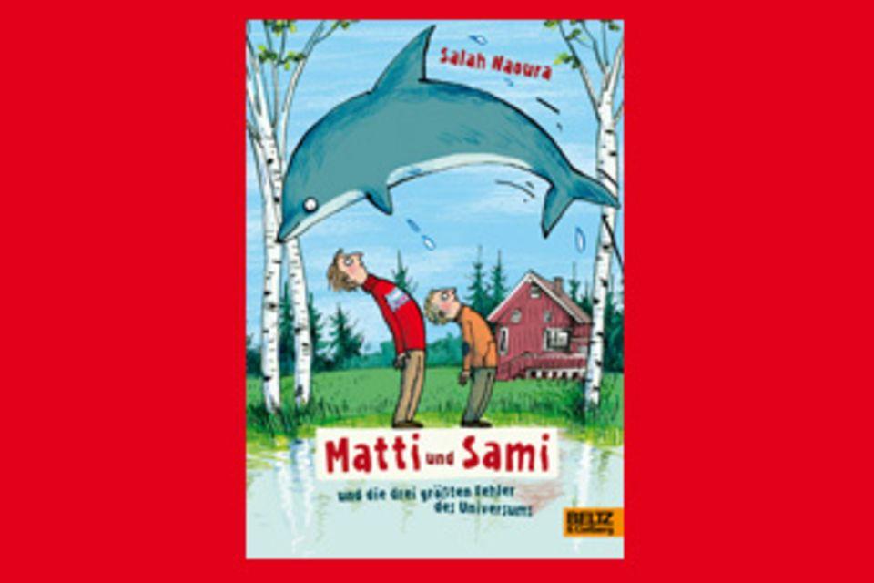 Hörbuch: Hörbuch: Matti und Sami und die drei größten Fehler des Universums