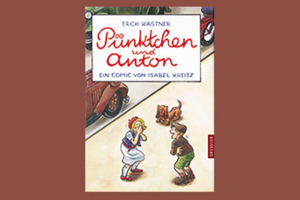 Buchtipp: Pünktchen und Anton