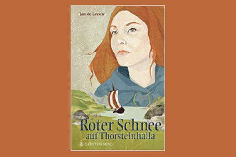 """Bücher: """"Roter Schnee auf Thorsteinhalla"""" von Jan de Leeuws"""