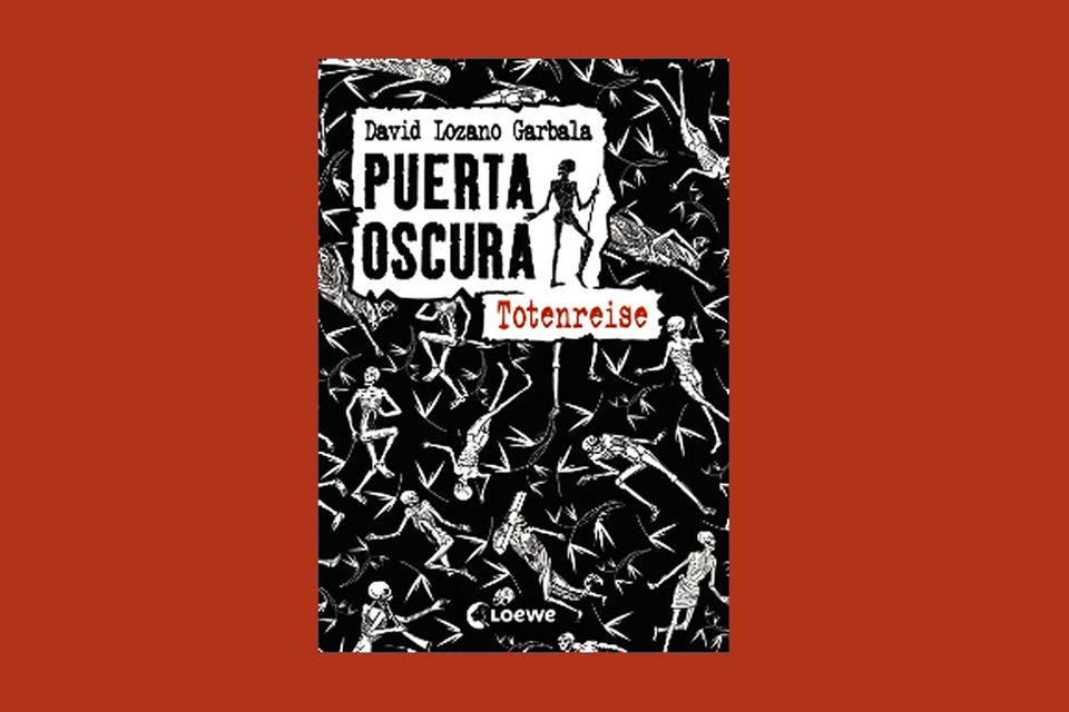 "Bücher: ""Puerta Oscura"" von David Lozano Garbala"