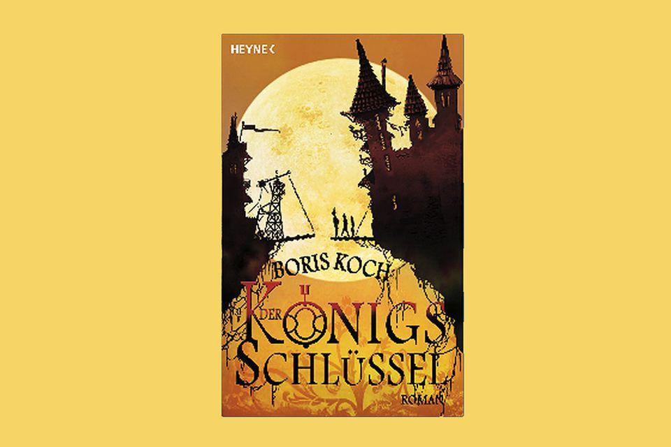 """Bücher: """"Der Königsschlüssel"""" von Boris Koch und Kathleen Weise"""