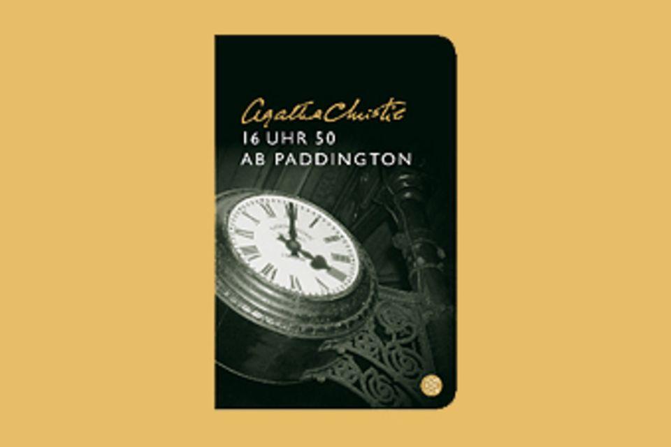 """Bücher: """"16 Uhr 50 ab Paddington"""" von Agatha Christie"""