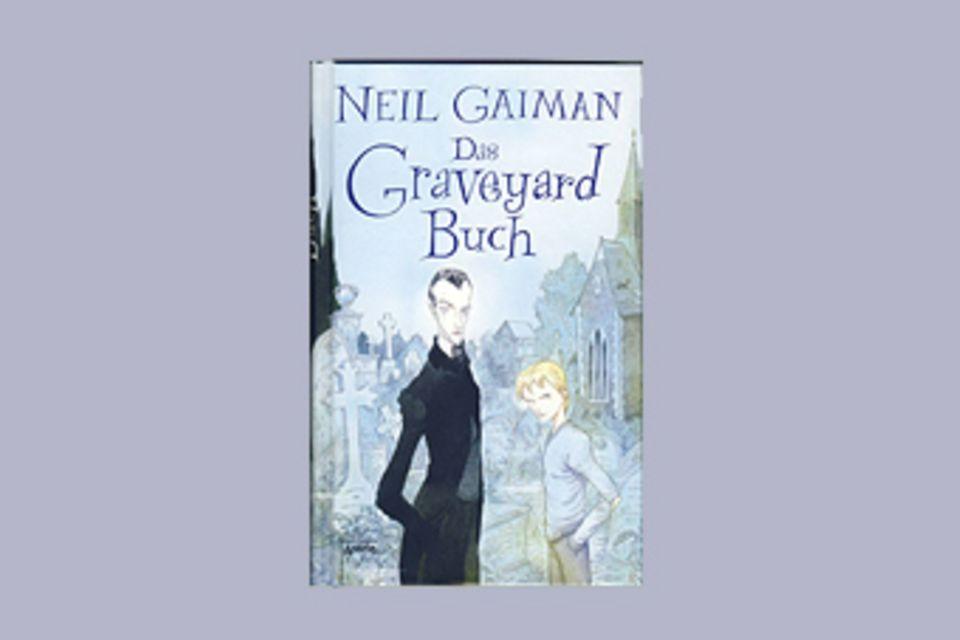 """Bücher: """"Das Graveyard Buch"""" von Neil Gaiman"""