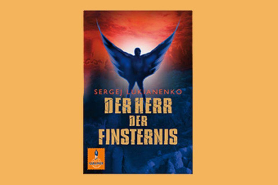 """Bücher: """"Der Herr der Finsternis"""" von Sergej Lukianeko"""