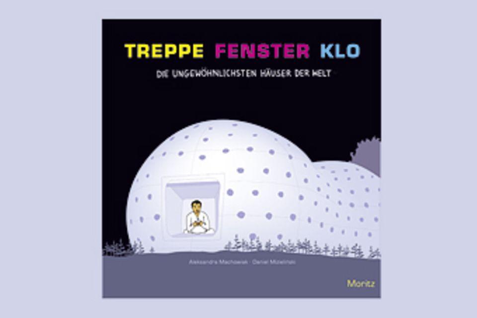 """Bücher: """"Treppe, Fenster, Klo"""""""