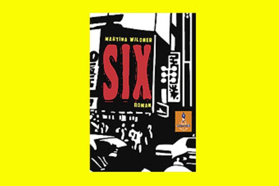 """Bücher: """"Six"""" von Martina Wildner"""