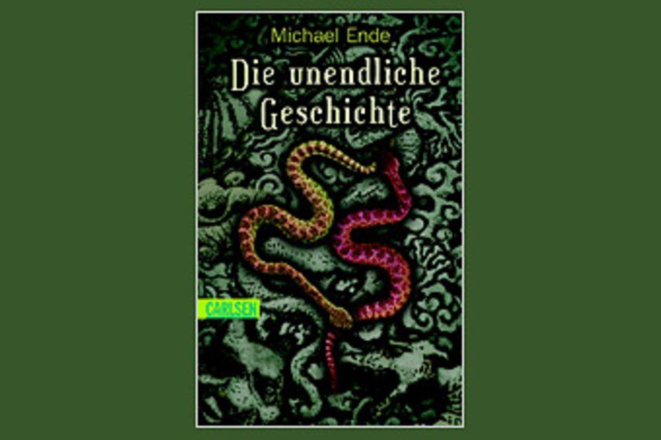 """Bücher: """"Die unendliche Geschichte"""" von Michael Ende"""