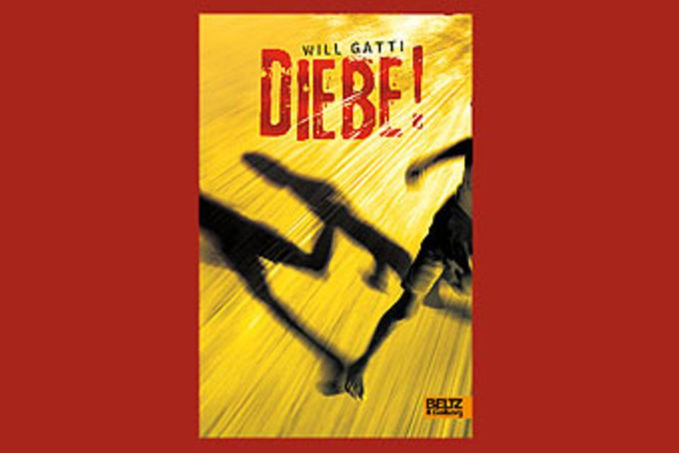 """Bücher: """"Diebe!"""" von Will Gatti"""