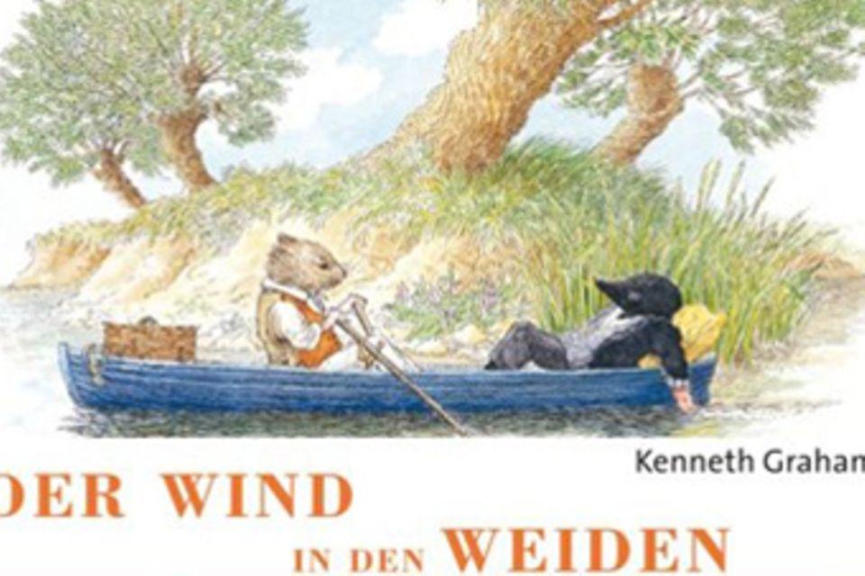 Hörbuchtipp: Der Wind in den Weiden