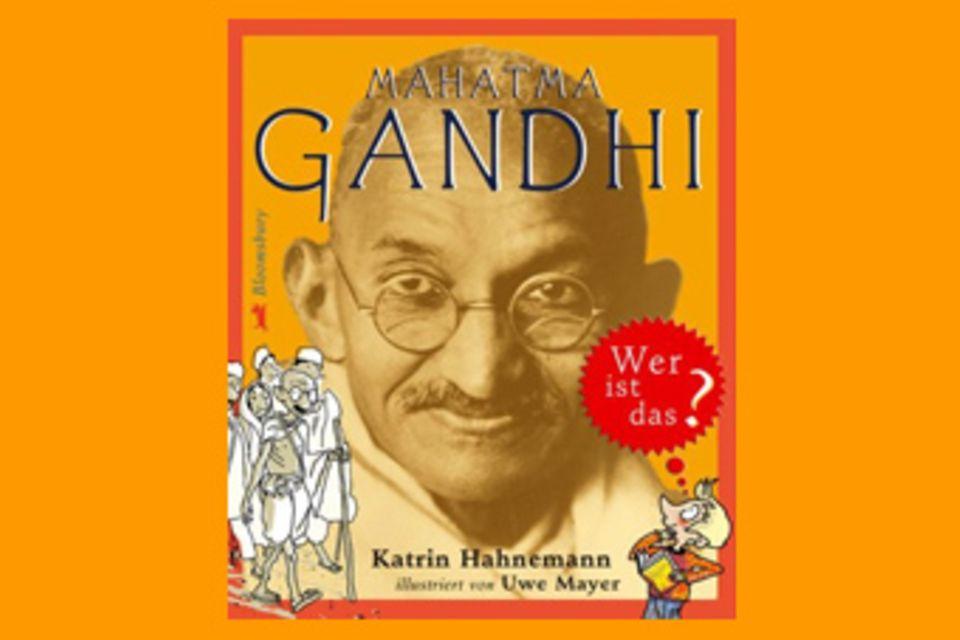 Buchtipp: Mahatma Gandhi