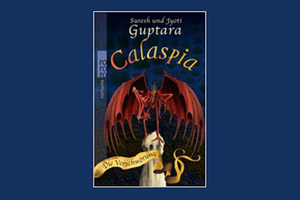 Buchtipp: Calaspia. Die Verschwörung