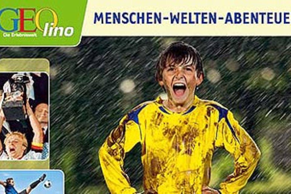 Ein neues Buch für alle, die Fußball lieben