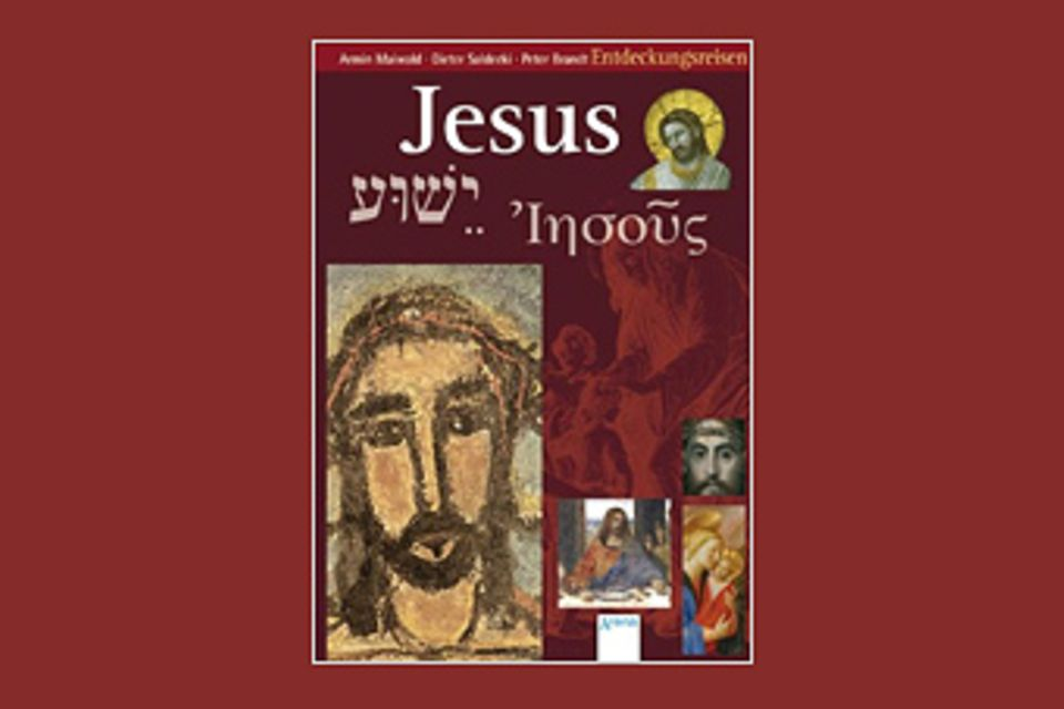 Buchtipp: Wer war Jesus?