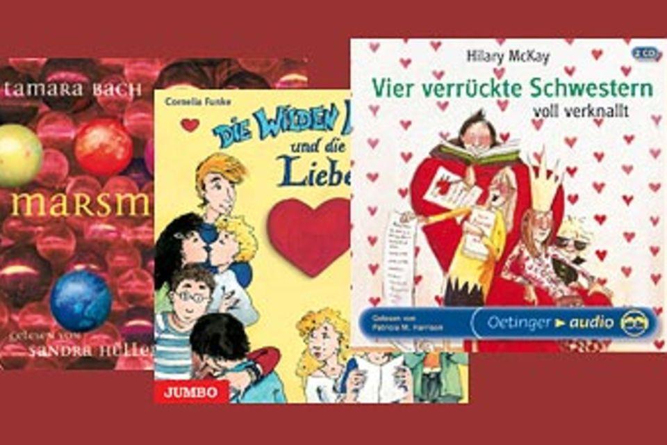 Hörbücher zum Verlieben
