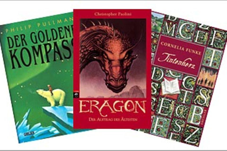 Fantastische Bücher von Cornelia Funke & Co.