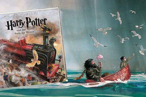 Schmuckfassung: Buchtipp: Harry Potter und der Stein der Weisen
