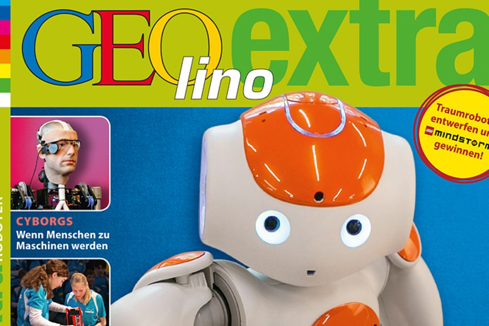 Roboter: GEOlino Extra: Roboter