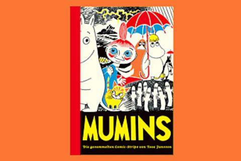 Buchtipp: Buchtipp: Mumins. Die gesammelten Comic-Strips von Tove Jansson