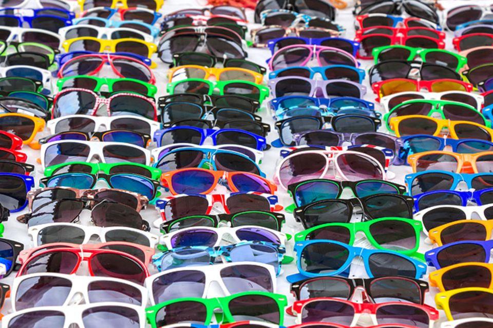 Kurioses Wissen: Fünfmal staunen über Sonnenbrillen