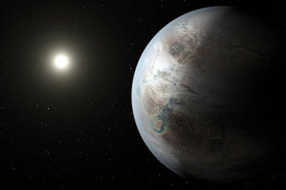 Weltraumforschung: Verblüffender Planet: Kepler-452b