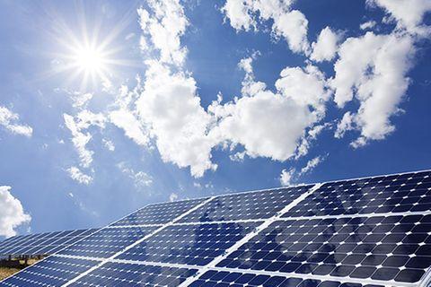 Sonne: Solarenergie