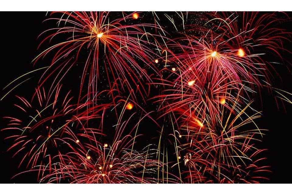 Silvester: Feuerwerk: Acht Sicherheits-Tipps