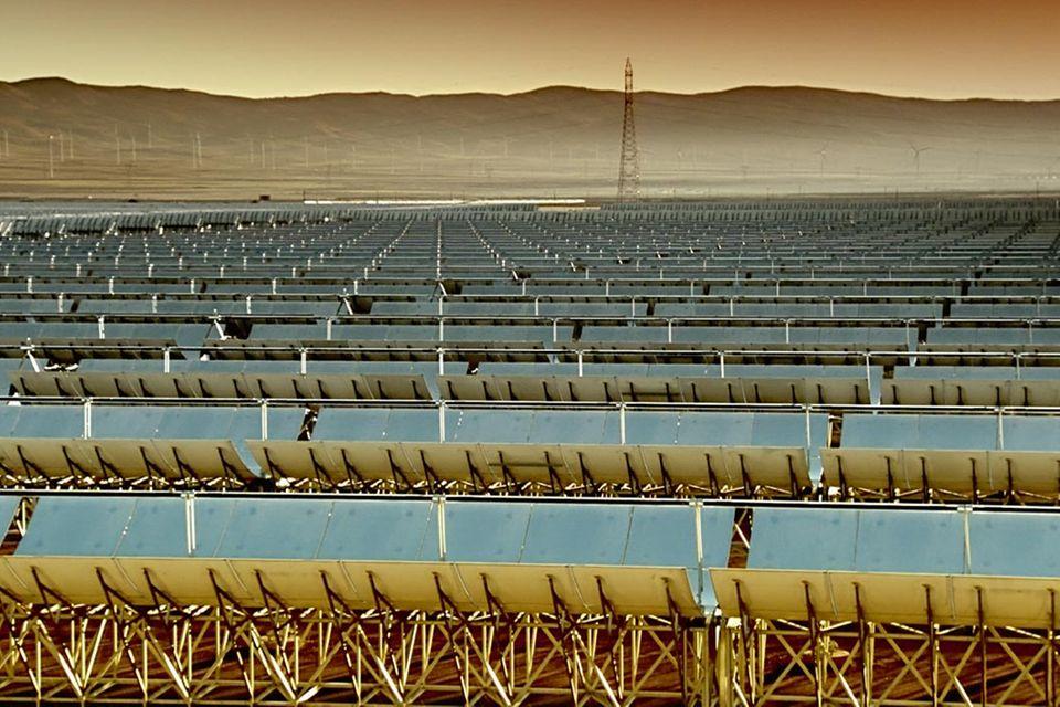 Der Weg zur erneuerbaren Energie