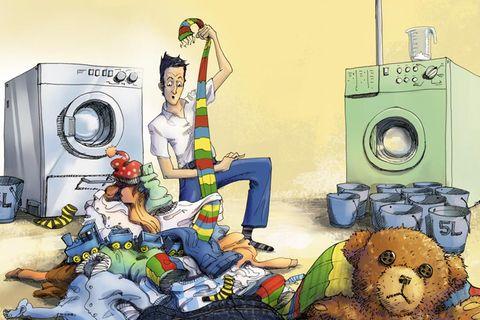 Waschmaschine: Die sparsamste Maschine der Welt