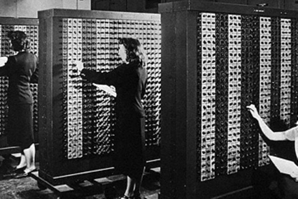 Rekorde und Co. – Computer: Rekorde-Jagd mit Bits und Bytes